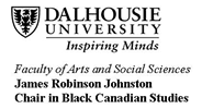 James R. Johnston Chair, Dalhousie University